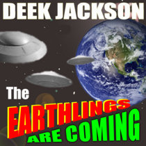 The Earthlings Are Coming - Album cover art
