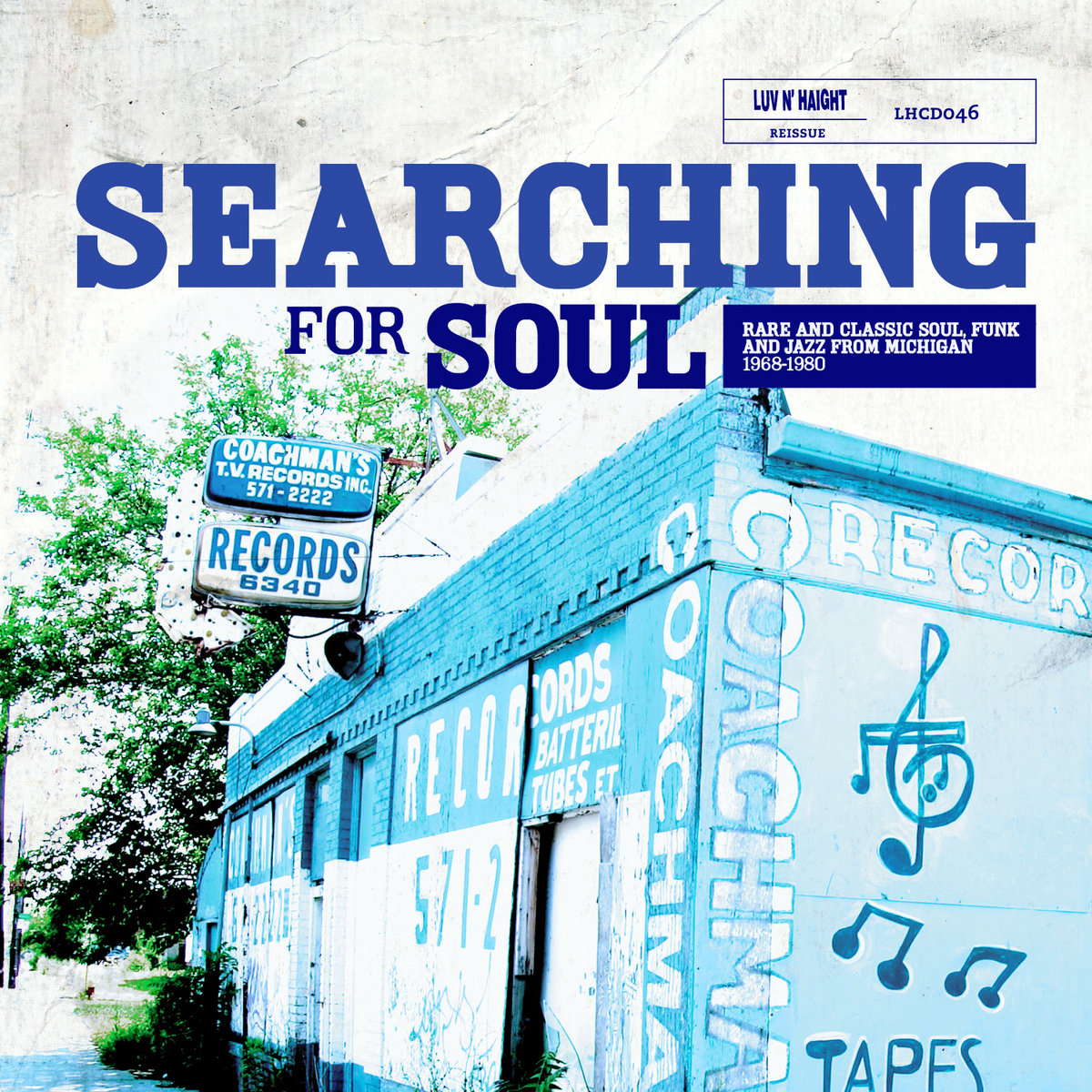 Searching for Soul: Soul, Funk & Jazz Rarities from Michigan 1968