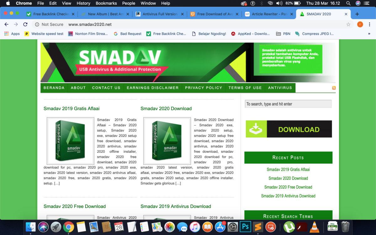 Best Anti Virus 2020.Smadav 2020 Best Antivirus Anymore Best Antivirus