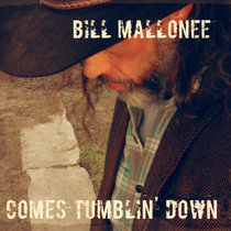 COMES TUMBLING DOWN cover art