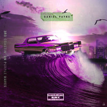 3rd Coastin on Purple Waves cover art