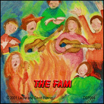 THE FAM cover art
