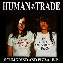 Scumgrind and Pizza cover art