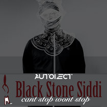 Can't Stop Won't Stop (Black Stone Siddi) cover art