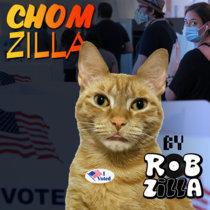 Chom Zilla cover art