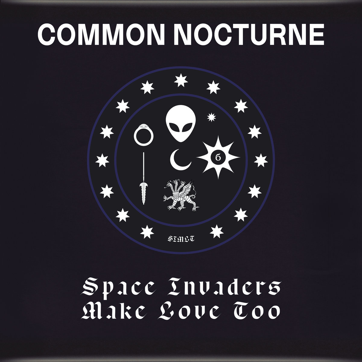 Space Invaders Make Love Too Common Nocturne