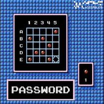 Password cover art