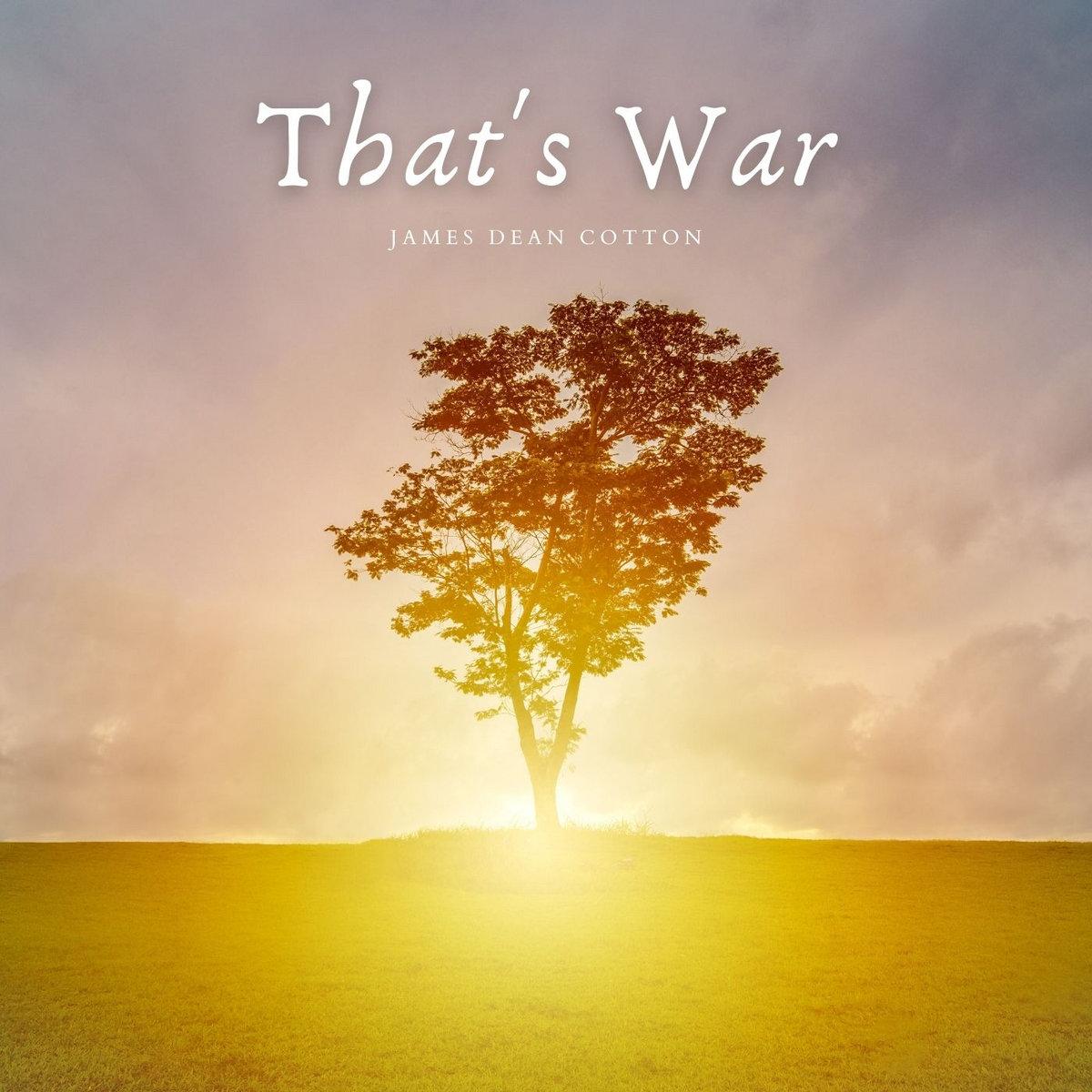 That's War by James Dean Cotton