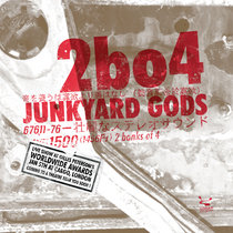 Junkyard Gods cover art