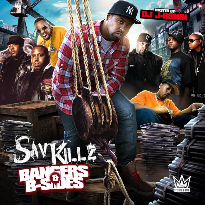 SAV KILLZ: Bangers and B-Sides (Free w/ option to Donate) (UNDERGROUND HIP HOP)