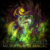 Monsters & Magic cover art