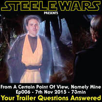 From A Certain Point Of View, Namely Mine - Ep006 - 7th Nov 2015 cover art