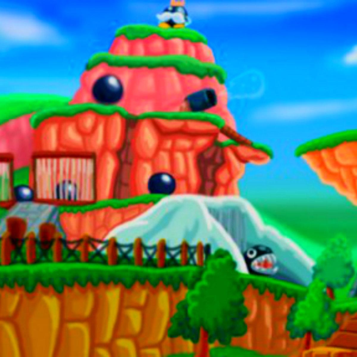 Bob-Omb Battlefield - Super Mario 64 (BW Soundfont Remix