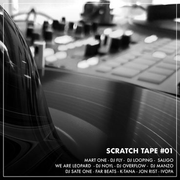Scratch Tape 01 main photo