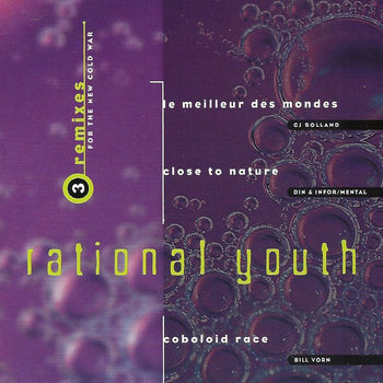 3 Remixes For The New Cold War by Rational Youth