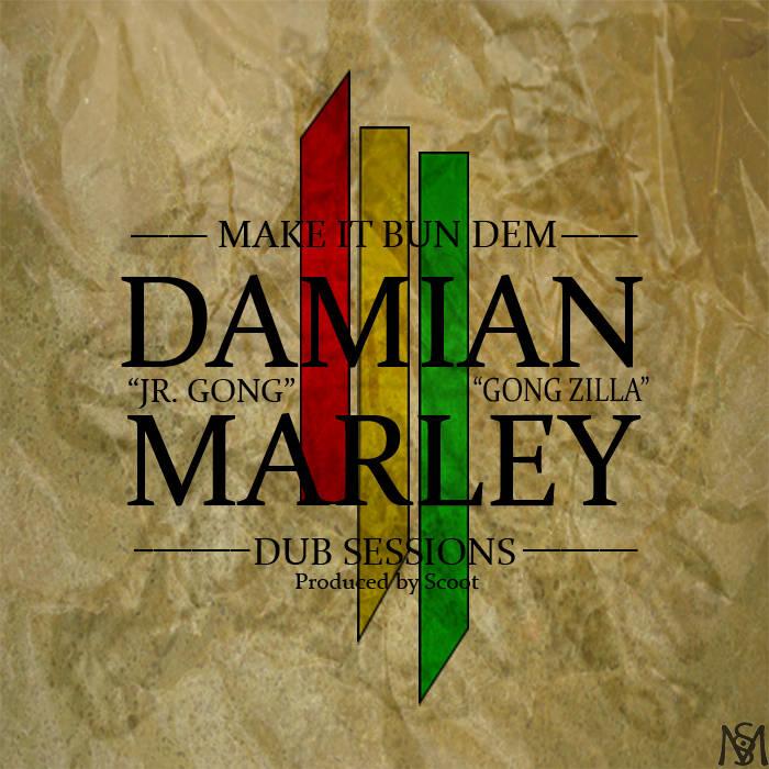 Skrillex ft. Damian marley make it bun dem (kid morbid bootleg.