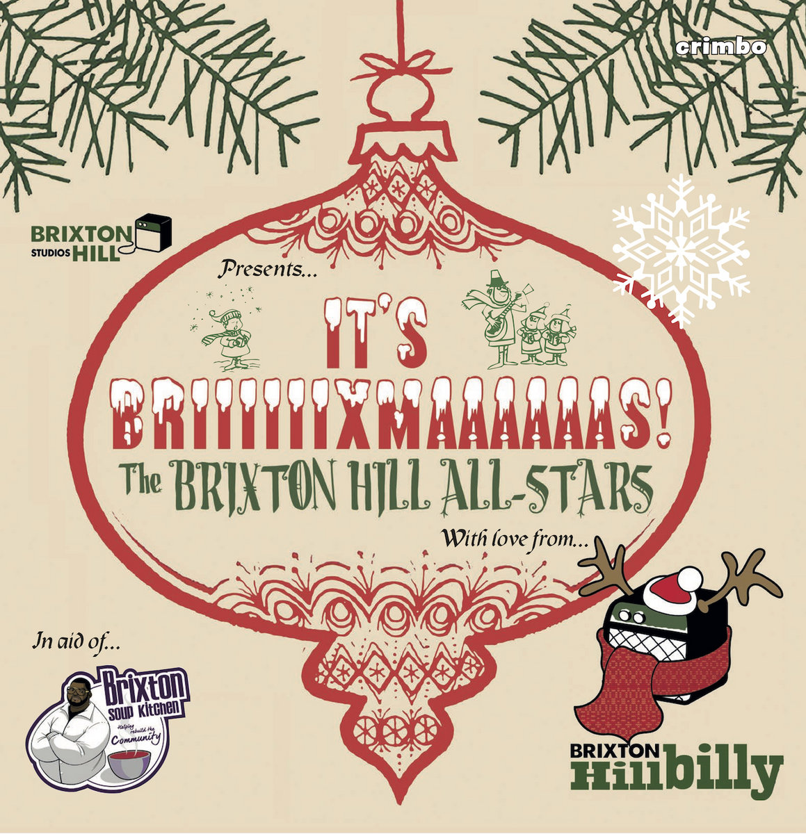 Christmas In Prison.Christmas In Prison Brixton Hillbilly
