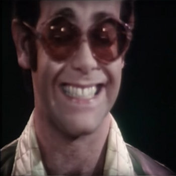 Elton John Step Into Christmas.Music Izzy