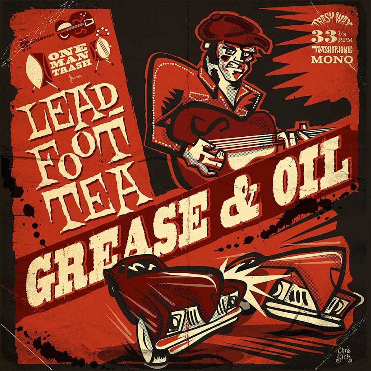 Love me tonight | Leadfoot Tea