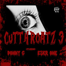 CUTTHROATZ  3 (2017) cover art