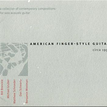 American Fingerstyle Guitar - circa 1999 by Dan Schwartz