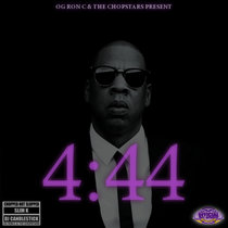 Purple 4:44 cover art