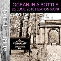 25 June 2018 Heaton Park cover art