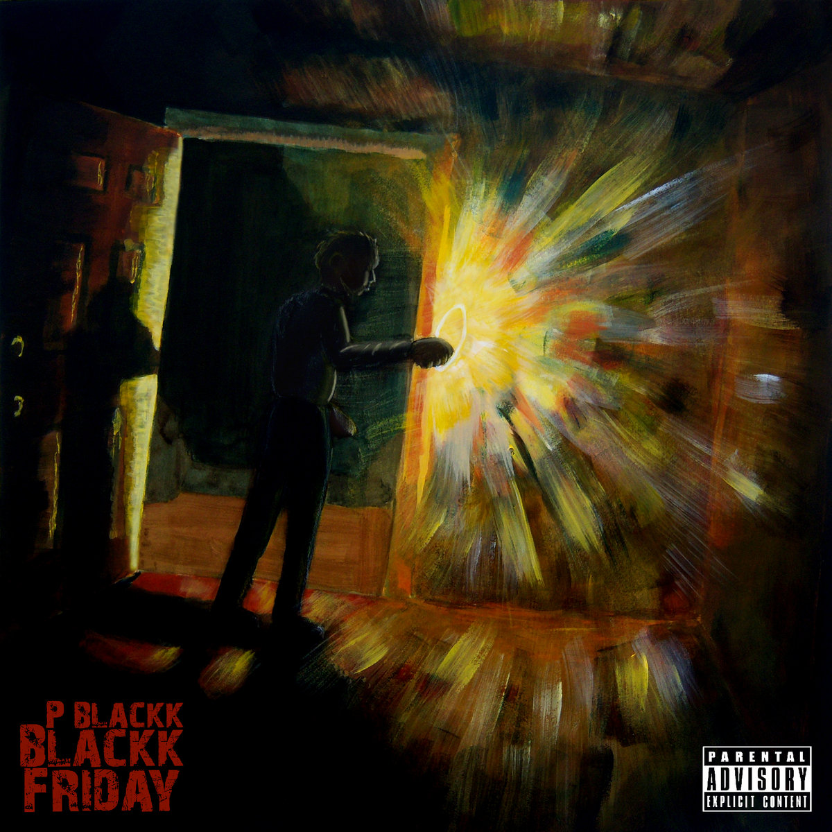 Blackk Friday | P. Blackk