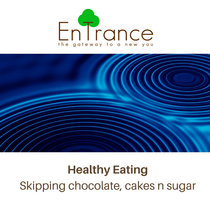 Healthy Eating - Skipping chocolate, cakes & sugar cover art