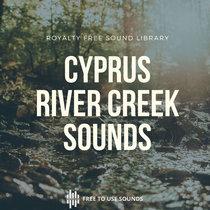 Spring Streams & Waterfalls, Cyprus! 2 GB Royalty Free! cover art