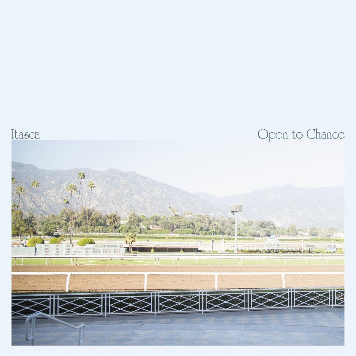 Image result for itasca open to chance vinyl art
