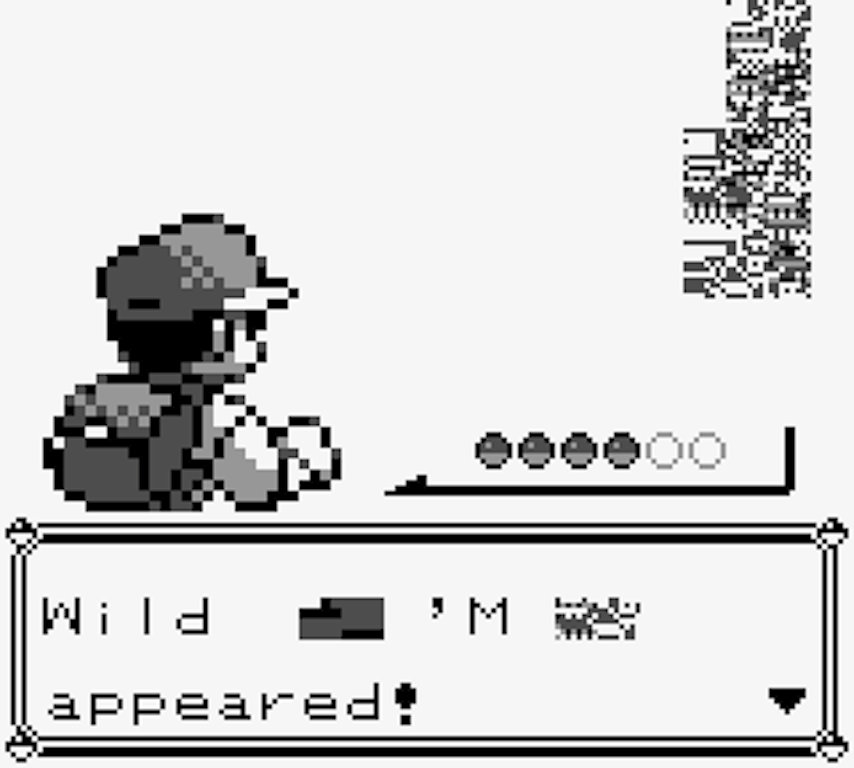 Image result for missingno glitch