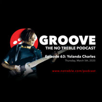 Groove – Episode #63: Yolanda Charles cover art
