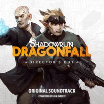Shadowrun: Dragonfall Original Soundtrack cover art