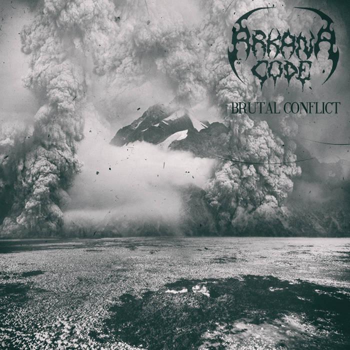 Новый альбом ARKANA CODE - Brutal Conflict (2017)