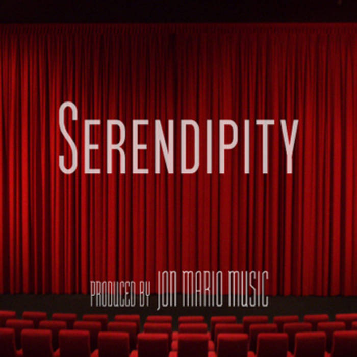 Serendipity cover art