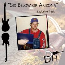 Six Below or Arizona cover art