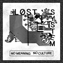 No Meaning No Culture cover art