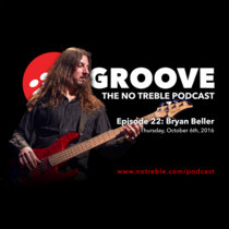 Groove – Episode #22: Bryan Beller cover art