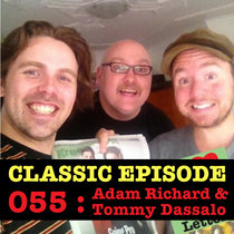 Ep 055 : Adam Richard & Tommy Dassalo love the 10/01/13 Letters cover art