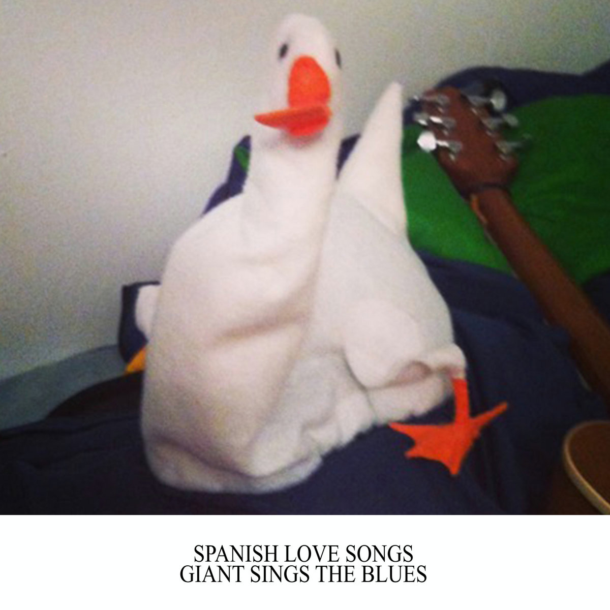 Giant Sings The Blues | Spanish Love Songs