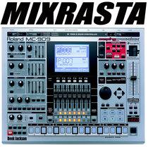 MixRasta - Album cover art