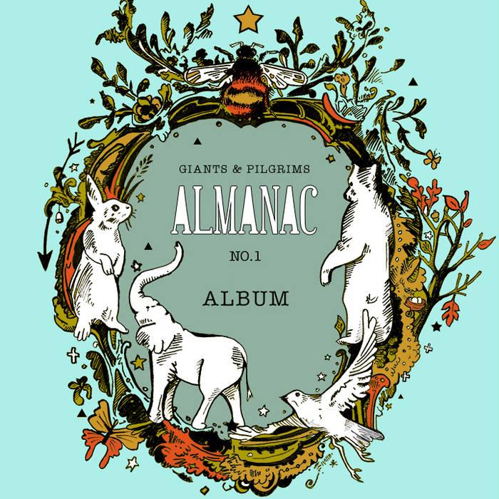 Almanac No. 1 cover art