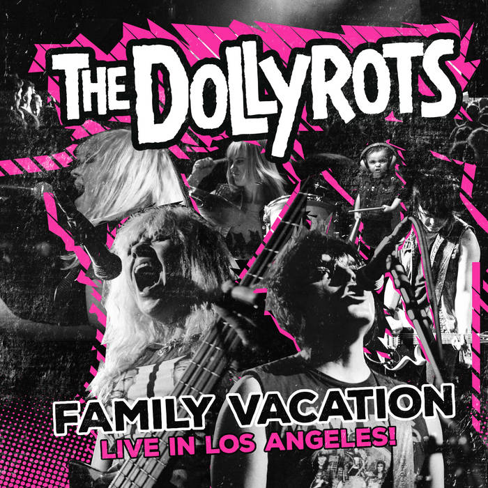 Family Vacation: Live in Los Angeles cover art