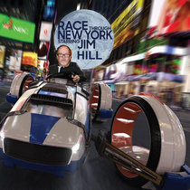 Race Through New York with Jim Hill (Live at Universal Orlando) cover art