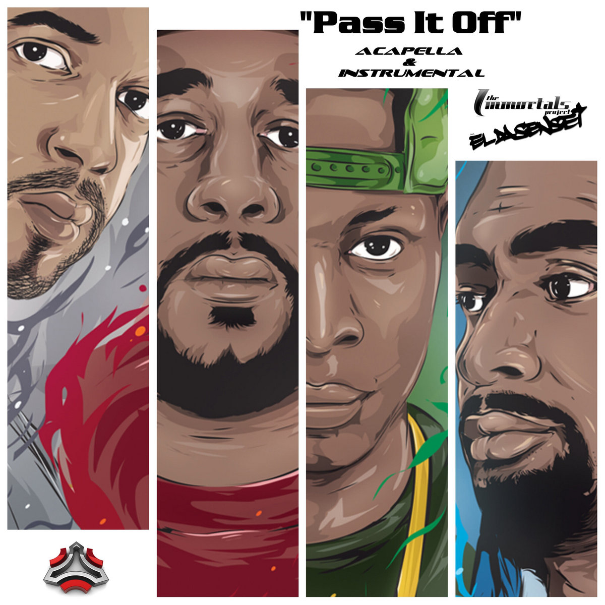 Pass It Off with John Robinson & Internal Quest (Prod  by Duplicuts