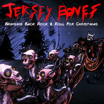 Bringing Back Rock & Roll For Christmas cover art