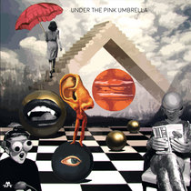 Under The Pink Umbrella cover art
