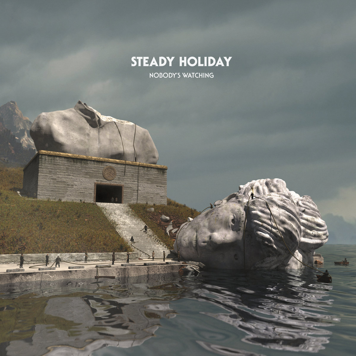 Nobody's Watching | Steady Hol...