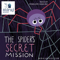 The Spider's Secret Mission cover art